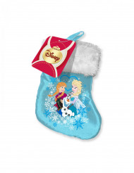 Meia acetinada Frozen™ Natal