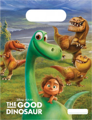 6 sacos-prenda The Good Dinosaur™ 16.5 x 23 cm