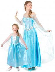 Disfarce de casal de Elsa do Frozen™ para mãe e filha