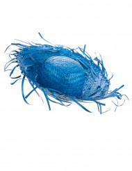 Chapéu Havaí azul adulto