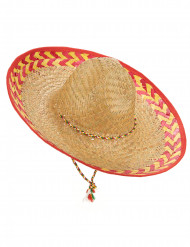 Sombrero mexicano adulto