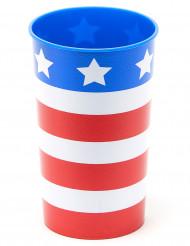 Copo USA de plástico rígido