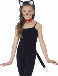 Kit gato preto criança
