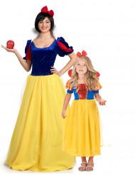 Disfarce de casal Princesa Mãe e Filha