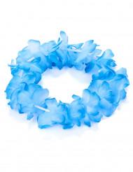 Pulseira azul Havaí adulto