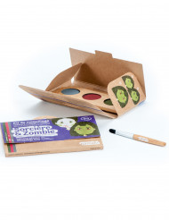 Kit maquilhagem 3 cores Bruxa & Zumbi BIO Namaki Cosmetics©