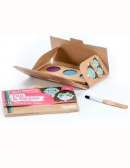 Kit maquilhagem 3 cores Fada & Sereia BIO Namaki Cosmetics©