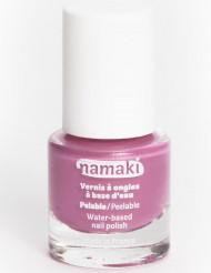 Verniz facilmente descascável cor-de-rosa Namaki Cosmetics ©