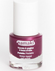 Verniz facilmente descascável framboesa Namaki Cosmetics ©