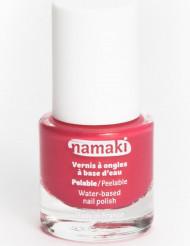 Verniz facilmente descascável coral Namaki Cosmetics ©