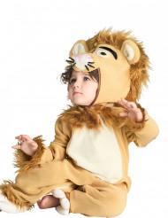 Disfarce combinação Leão bebé