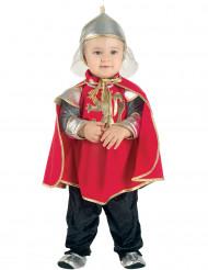 Disfarce cavaleiro bébé