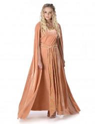 Disfarce princesa viking mulher