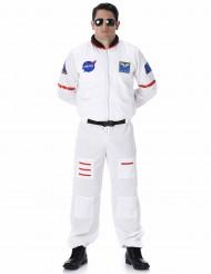 Disfarce astronauta homem