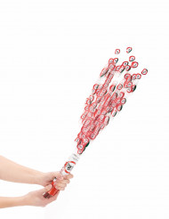 Canhão de confetis aniversário 18 anos