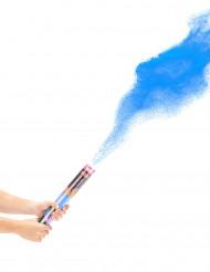 Canhão de pó azul