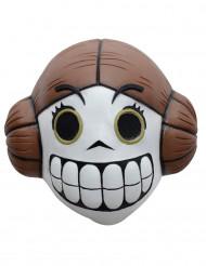 Máscara Princesa do espaço Dia de los muertos adulto Calaveritas™