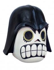Máscara comandante sombrio Dia de los muertos - adulto