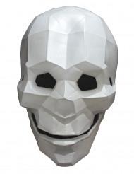 Máscara integral esqueleto Low Poly
