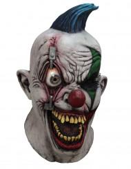 Máscara integral animada palhaço adulto - aplicação smartphone