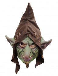 Máscara integral goblin adulto Halloween