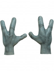 Mãos Alien adulto