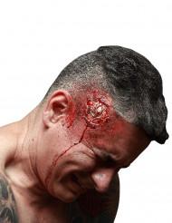 Ferida falsa crânio fracturado adulto Halloween