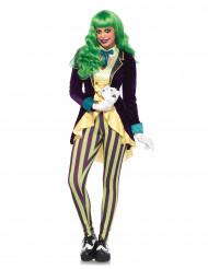 Disfarce maléfico mulher Halloween