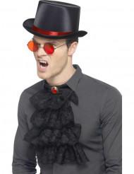 Kit acessórios góticos adulto Halloween