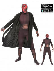 Disfarce darth Maul™ zapper adulto Morphsuits™