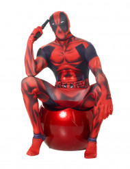Disfarce Morphsuits™ Deadpool clássico adulto