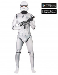 Disfarce Stormtrooper™ zapper adulto Morphsuits™