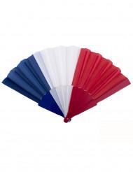 Leque com a bandeira Francesa