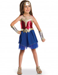 Disfarce clássico Wonder Woman™ menina - Dawn of Justice