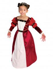 Disfarce condessa medieval menina