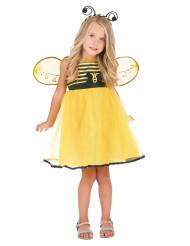 Disfarce abelha menina