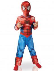 Disfarce clássico ultimate Spiderman™ criança