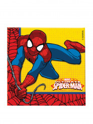 20 Guardanapos de papel Ultimate Spiderman Power™