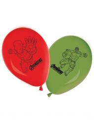 8 Balões em látex Avengers™