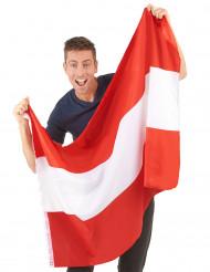 Bandeira apoiante da Áustria 90 x 150 cm