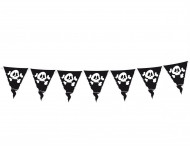 Grinalda de bandeirolas Pirata