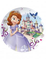 Prato de plástico Princesa Sofia™