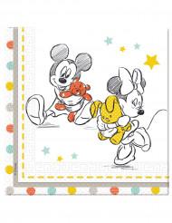20 Guardanapos Baby Shower Disney baby™
