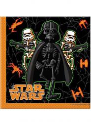 20 Guardanapos Halloween Star Wars™