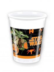 8 Copos Halloween Star Wars™