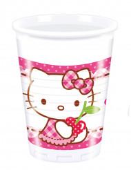 8 Copos Hello Kitty™
