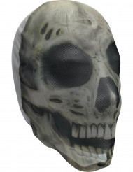 Carapuço esqueleto adulto Halloween