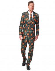 Disfarce Halloween abóbora Suitmeister™ homem