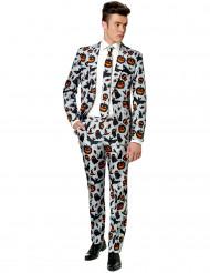 Fato cinzento Suitmeister™ homem Halloween