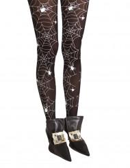 Cobre sapatos bruxa adulto Halloween